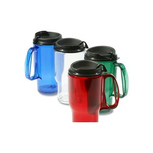 Translucent Travel Mug - 16 oz. Image 3 of 4