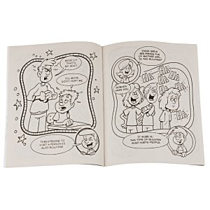 How to Handle Bullying Coloring Book Image 1 of 1