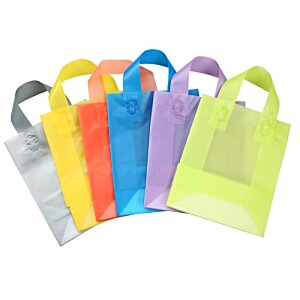 Soft-Loop Frosted Shopper - 10