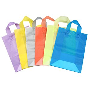 Soft-Loop Frosted Shopper - 13