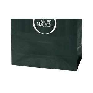 "Soft-Loop Frosted Shopper - 13"" x 10"" - Foil"