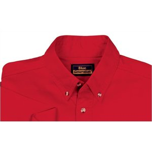 Blue Generation Twill Shirt - Men's Image 2 of 2