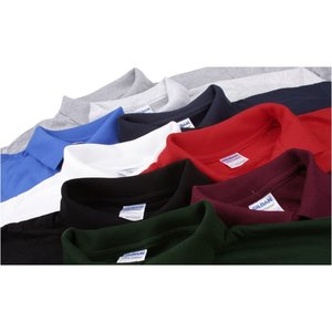 Gildan Cotton Jersey Sport Shirt - Screen Image 1 of 1