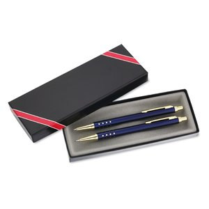 Dynasty Metal Pen & Pencil Set Image 1 of 2