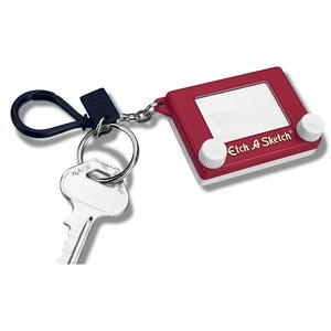 Etch a Sketch Key Chain Image 1 of 2
