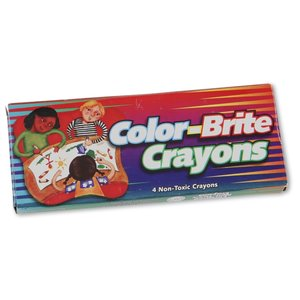 Crayon 4-Pack Image 3 of 3