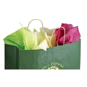 "Matte Shopping Bag – 12"" x 16"""