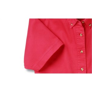 Blue Generation Fine SS Twill Shirt - Ladies' Image 1 of 2