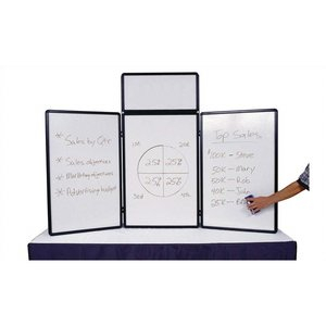 Show N Write Tabletop Display - 6' - Blank Image 2 of 6