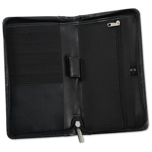 Leather Passport Travel Wallet Image 1 of 2