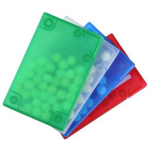 Sugar-Free Mint Card - Translucent Image 1 of 2