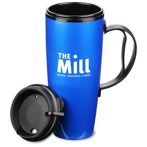 Foam Insulated Travel Mug - 22 oz. Image 1 of 2