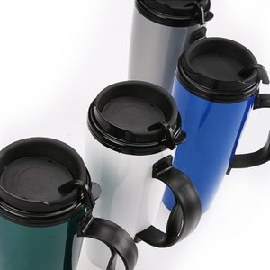 Foam Insulated Travel Mug - 22 oz. Image 2 of 2