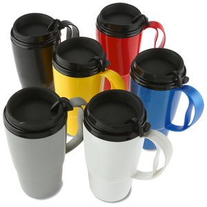 Foam Insulated Travel Mug - 16 oz. Image 2 of 2