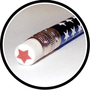 Patriotic Pencil Image 1 of 1