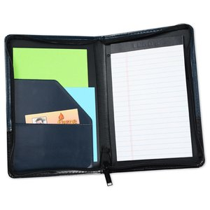 Windsor Zippered Jr Padfolio Image 1 of 1