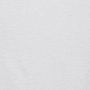 Fruit of the Loom Long Sleeve 100% Cotton T-Shirt - White - Screen Image 1 of 1