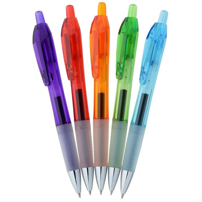 Bic Intensity Clic Gel Rollerball Pen - Translucent Image 1 of 2. Loading  zoom. Bic Intensity Clic Gel Rollerball Pen ...