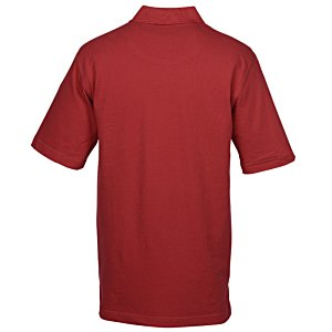 Ultra Club Pique Golf Shirt with Pocket Image 1 of 2