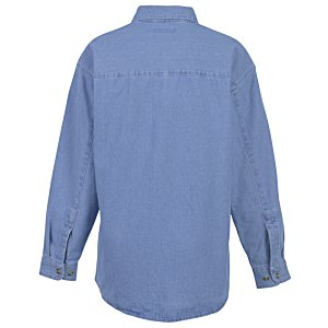 Ultra Club Denim Shirt - Ladies' Image 1 of 2