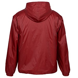 Ultra Club Nylon Jacket with Fleece Lining Image 1 of 3