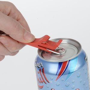Mini Bottle/Can Opener Key Tag Image 1 of 3