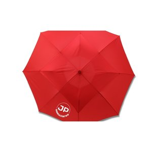 Zephyr Folding Umbrella w/Gel Grip - Closeout Image 1 of 2