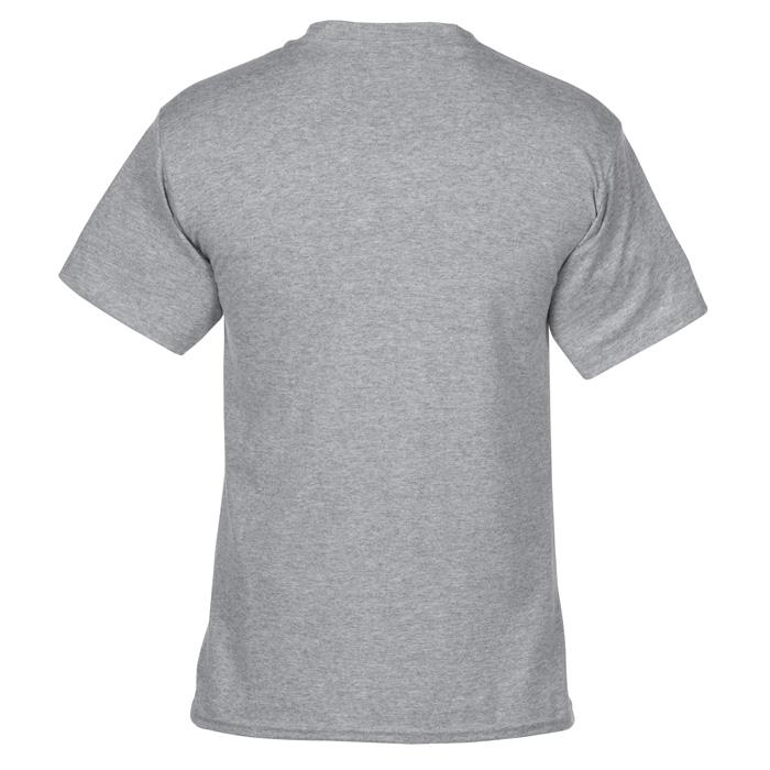 4imprint Hanes 5050 Comfortblend T Shirt Screen Colors