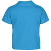View Extra Image 2 of 2 of Hanes 50/50 ComfortBlend T-Shirt - Youth - Colors - Full Color