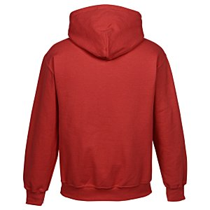 Gildan 50/50 Heavyweight Hoodie - Applique Twill - Colors Image 2 of 3