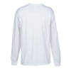 View Extra Image 1 of 1 of Gildan Ultra Cotton Heavyweight LS Tee - White - Screen