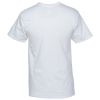 Champion Tagless T-Shirt - Embroidered - White Image 1 of 2