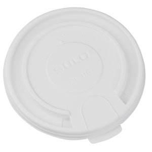 Paper Hot/Cold Cup with Tear Tab Lid - 12 oz. Image 1 of 1