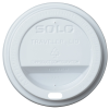 View Image 2 of 2 of Paper Hot/Cold Cup with Traveler Lid - 10 oz. - Low Qty