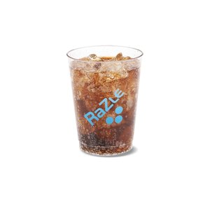 Clear Plastic Cup - 10 oz. - Low Qty Image 1 of 1