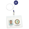 View Extra Image 2 of 2 of Economy Retractable Badge Holder - Opaque - 24 hr