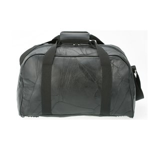 Weekend Duffel - Patchwork Leather - Debossed Image 3 of 4