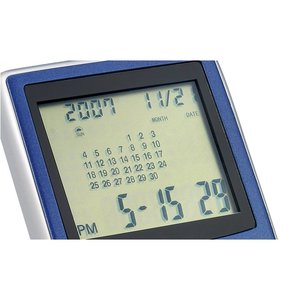 Robot Series Calculator/Clock - Closeout Image 1 of 3