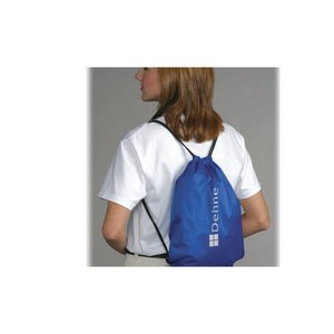 Sport Drawstring Backpack - 24 hr Image 1 of 1