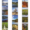 View Extra Image 1 of 1 of Deluxe Scenic Desk Pad