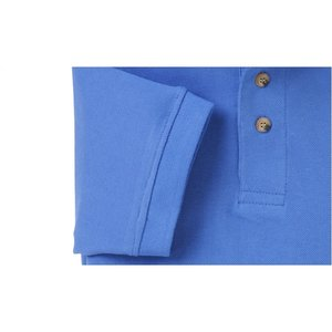 Blue Generation Superblend Pique Polo - Men's Image 3 of 3