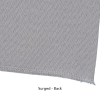 View Extra Image 4 of 4 of Serged Open-Back Polyester Table Throw - 6' - Full Color