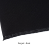 View Extra Image 4 of 5 of Serged Open-Back Polyester Table Throw - 8'