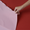 View Extra Image 3 of 5 of Serged Open-Back Polyester Table Throw - 8' - 24 hr