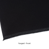 View Extra Image 4 of 5 of Serged Open-Back Polyester Table Throw - 8' - 24 hr