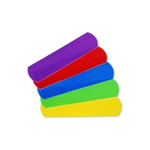 Kidz Bandage Dispenser – Translucent - Colors - 24 hr Image 1 of 2