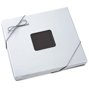 Treat Mix - 10 oz. - Silver Box - Dark Chocolate Bar Image 1 of 7