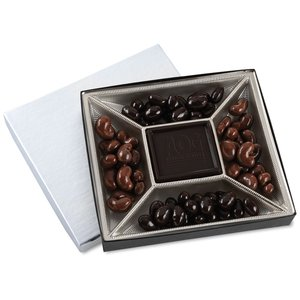 Treat Mix - 10 oz. - Silver Box - Dark Chocolate Bar Image 2 of 7