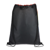 """View Extra Image 1 of 1 of Rainbow Drawstring Sportpack - 18"""" x 14"""""""