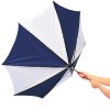 View Extra Image 2 of 7 of Windproof Golf Umbrella - 64 inches Arc - 24 hr